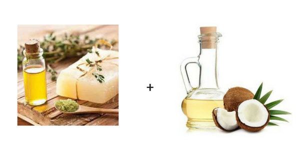 coconut oil and tea tree oil how to get beautiful skin in a week