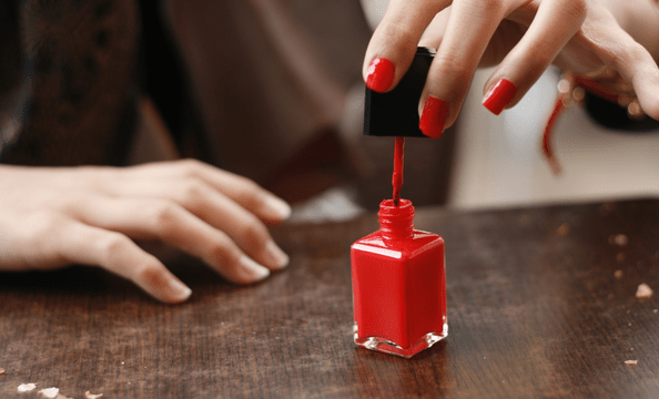 how to do manicure at home with pictures