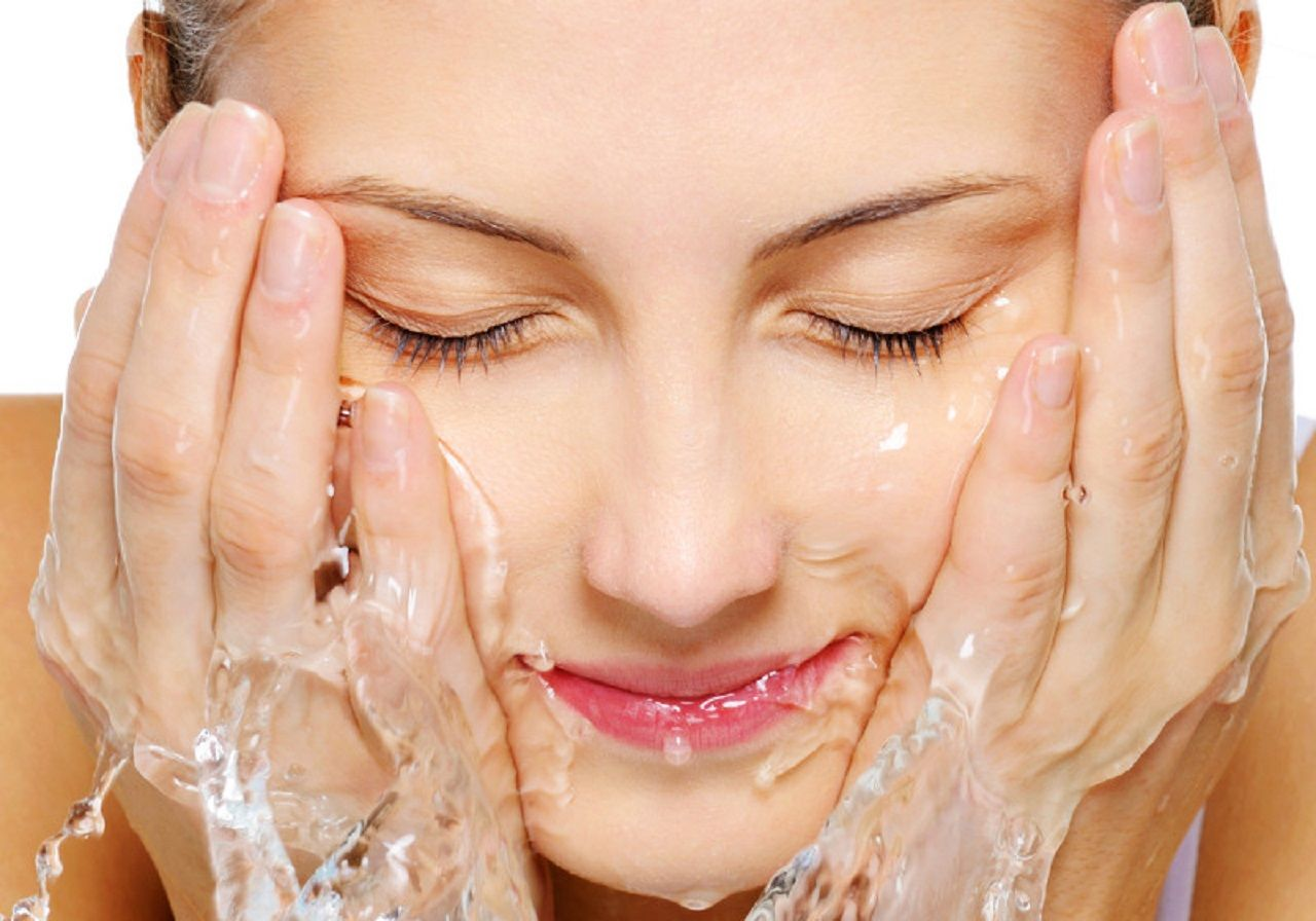 daily skin care routine home remedies - cleansing